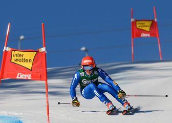 Federica Brignone (Foto: AFP)