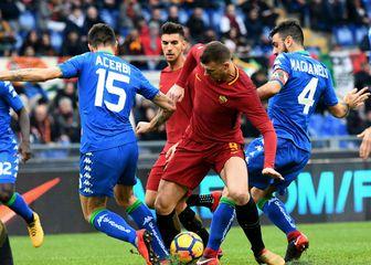 Roma - Sassuolo (Foto: AFP)