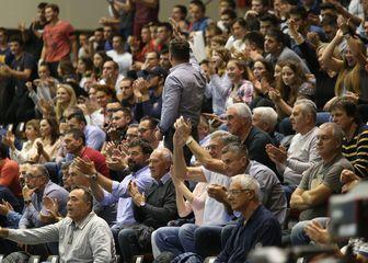 Publika na Poljudu (Foto: Ivo Čagalj/PIXSELL)