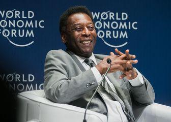 Pele (Foto: AFP)
