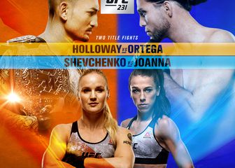 UFC 231 Holloway - Ortega (Foto: GOL.hr)