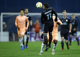 Dinamo - Anderlecht (Foto: Igor Soban/PIXSELL)