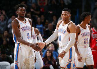 Oklahoma City Thunder (Foto: AFP)