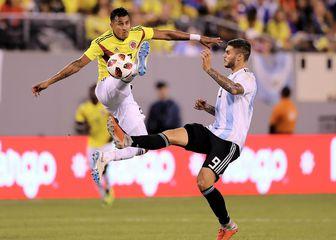 Jeison Murillo protiv Maura IIcardija (Foto: AFP)