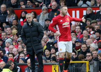 Jose Mourinho i Wayne Rooney (Foto: David Klein/Press Association/PIXSELL)