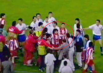 Binić udario Špacu šakom (Screenshot)