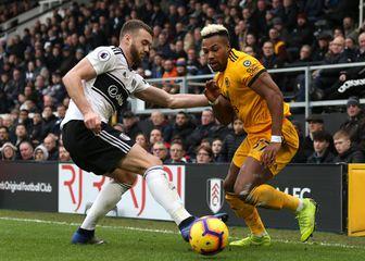 Fulham - Wolverhampton (Foto: Steven Paston/Press Association/PIXSELL)