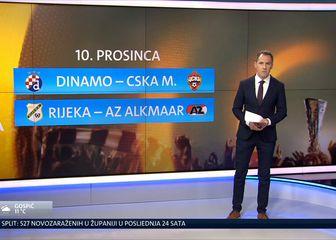 EL: Dinamo i Rijeka traže priliku za novom zaradom