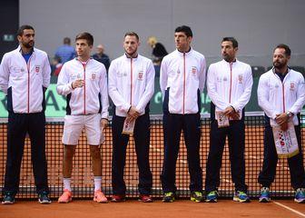 Hrvatska Davis Cup reprezentacija (Foto: Marko Prpić/PIXSELL)