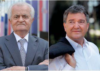 Anđelko Leko (lijevo) i Ante Vlahović (desno) (Foto: Tomislav Miletić/Pixsell/Adris grupa)