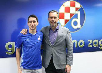 Luka Menalo i Tomislav Svetina (Foto: gnkdinamo.hr)