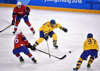 Švedska - Norveška (Foto: AFP)