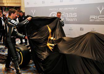 Haas predstavio bolid za novu F1 sezonu (Foto: XPB/Press Association/PIXSELL)