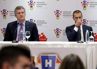Davor Šuker i Aleksander Čeferin (Foto: Igor Kralj/PIXSELL)