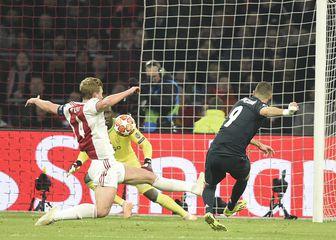 Karim Benzema postiže pogodak (Foto: AFP)