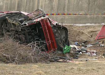 Što se dogodilo na autocesti Skoplje-Tetovo (Foto: Dnevnik.hr) - 3