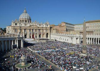 Vatikan (Foto: AFP)