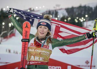 Mikaela Shiffrin (Foto: Michael Kappeler/DPA/PIXSELL)