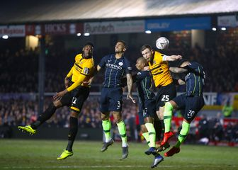 Newport - Manchester City (Foto: Nick Potts/Press Association/PIXSELL)