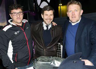 Janko Janković, Zvonimir Boban i Robert Prosinečki (Photo: Goran Jakus/PIXSELL)