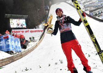 Kamil Stoch (Foto: AFP)