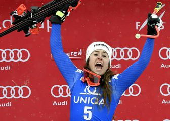Sofia Goggia (Foto: AFP)