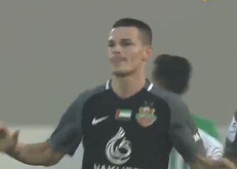 Ante Erceg slavi pogodak (Screenshot)