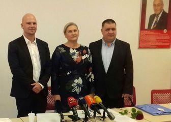Robert Buljubačić, Svjetlana Brborović i Marijo Drlje (Foto: Ana Pejičić Dejanović)