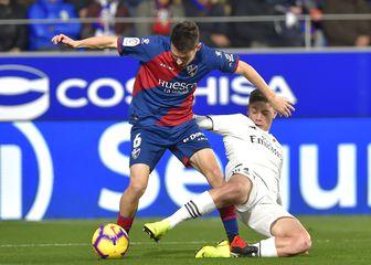 Huesca upisala povijesnu pobjedu (Foto: AFP)