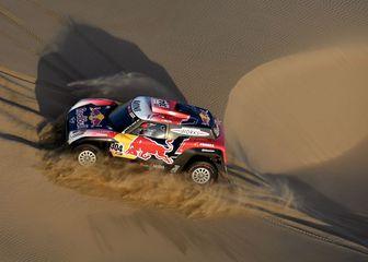 Reli Dakar (Foto: AFP)