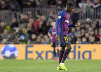 Ousmane Dembele (Foto: AFP)