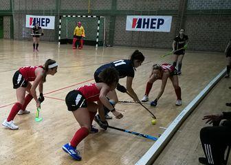 Hrvatske igračice dvoranskog hokeja
