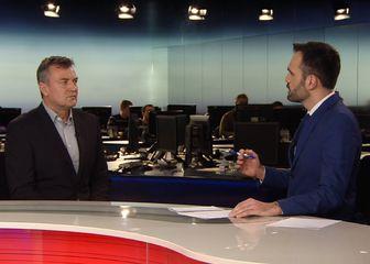 Ivica Obrvan i Saša Lugonjić (Foto: GOL.hr)