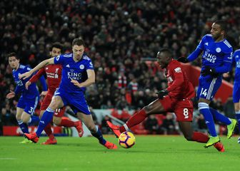 Liverpool - Leicester (Foto: Peter Byrne/Press Association/PIXSELL)