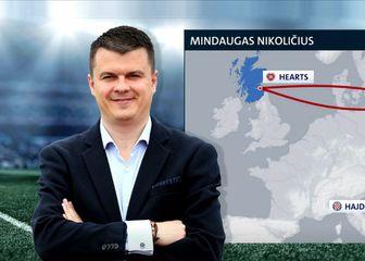 Mindaugas Nikoličius - 1