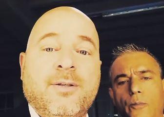 Rene Bitorajac i Igor Mešin (Foto: Screenshot)