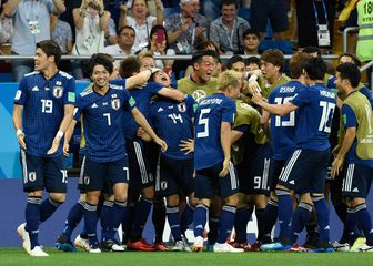 Slavlje Japanaca (Foto: AFP)