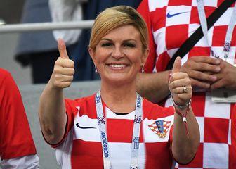 Kolinda Grabar-Kitarović (Foto: AFP)