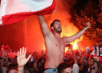 Navijačka euforija diljem Hrvatske (Foto: Pixsell) - 1