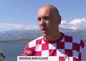 Dražen Anzulović za Dnevnik Nove TV
