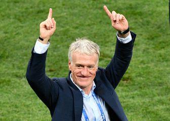 Didier Deschamps (Foto: AFP)