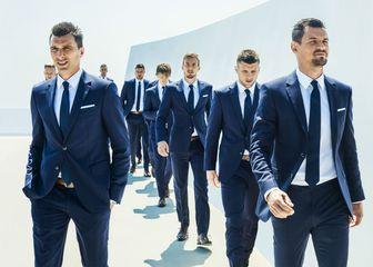Svjetski viceprvaci u nogometu nose odijela brenda Joop - 7