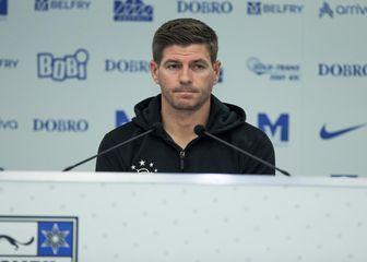 Steven Gerrard (Foto: Davor Javorovic/PIXSELL)