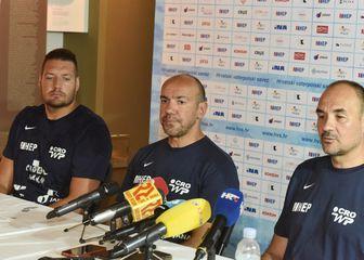 Tucak obajvio popis igrača za Svjetsko prvenstvo (Foto: Hrvoje Jelavic/PIXSELL)