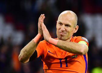 Arjen Robben (Foto: AFP)