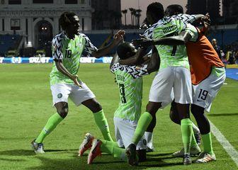Slavlje Nigerije (Foto: AFP)