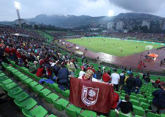 Sarajevo - Celtic (Foto: Armin Durgut/PIXSELL)