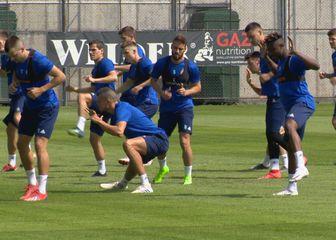 Dinamo se priprema za Superkup (Foto: GOL.hr)