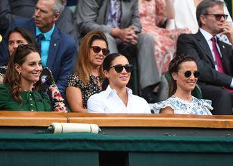 Kate Middleton, Pippa Middleton i Meghan Markle(Foto: Profimedia)