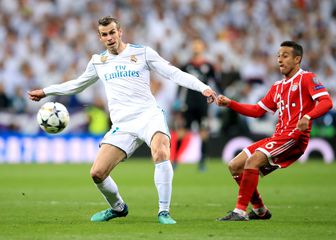 Gareth Bale i Thiago Alcantara (Foto: Adam Davy/Press Association/PIXSELL)